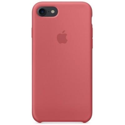 Накладка Silicone Case HC для iPhone 7/8 Camellia