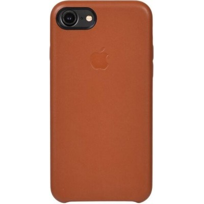 Накладка Leather Case Full для iPhone 7/8 Вrown