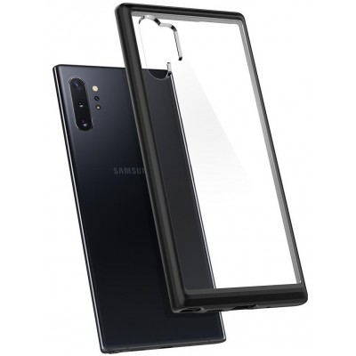 Накладка Spigen Ultra Hybrid для Samsung N975 (Note 10 Plus) Matte Black