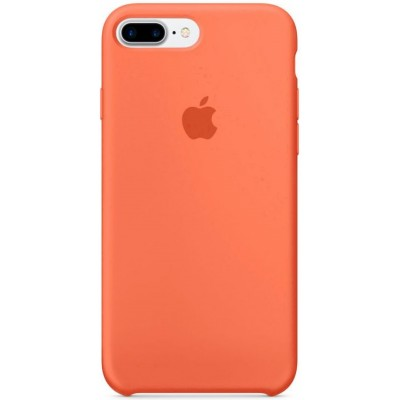 "Чохол ""силікон"" Soft Touch iPhone 7 Plus Tangerine"