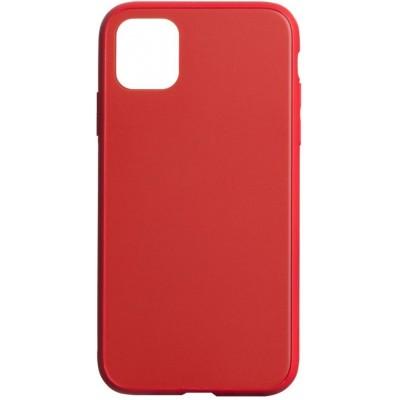 Накладка Matte 2-Line для iPhone 11 Red