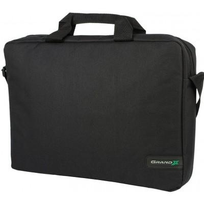 "Сумка до ноутбука Grand-X SB-115 (15,6"") 600D Nylon Black"