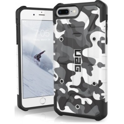 Накладка Urban Armor Gear Apple iPhone 6/7/8 Plus Pathfinder White Camo Copy