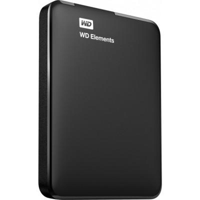 HDD Зовнішний 1000GB WD Elements Black