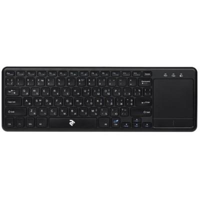 Клавіатура безпровідна 2E KT100 WL Black