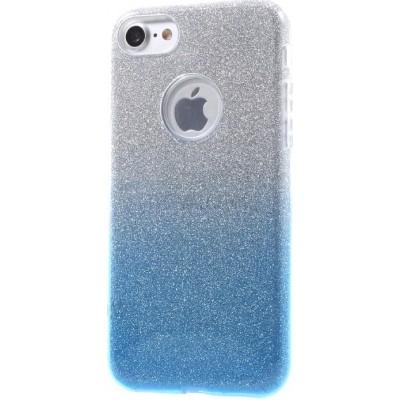 Чехол Fshang Gradient iPhone 7 Plus Blue