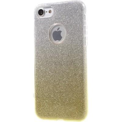 Чехол Fshang Gradient iPhone 7 Gold