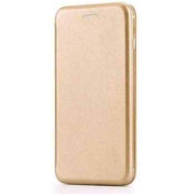 Чохол книга Classy Slim Shell Samsung A600 (A6 2018) Gold