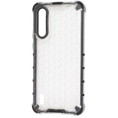 Накладка Crashproof Honeycomb для Xiaomi Mi 9 Lite Black