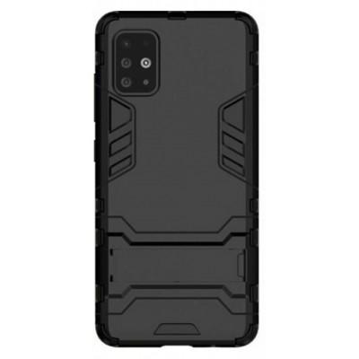 Накладка HONOR Hard Defence Series для Samsung A315 (A31) Black
