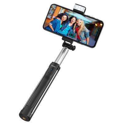 Selfie Stick для смартфонів Hoco K10A Magnificent Bluetooth з підсвіткою