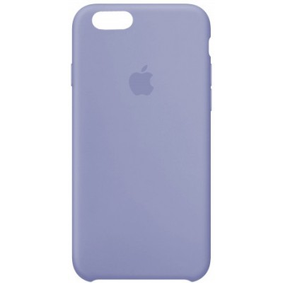 Накладка Silicone Case для iPhone 78 Lilac
