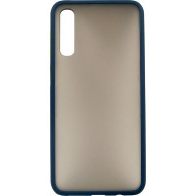 Накладка Color Buttons TPU для Samsung A505A507A307 Blue-Green