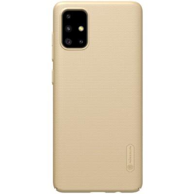 Накладка Nillkin Matte для Samsung A715 (A71 2020) Gold