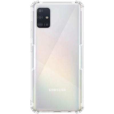Накладка Nillkin Nature Series TPU для Samsung A515 (A51 2020) Grey