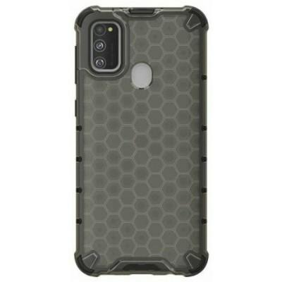 Накладка Crashproof Honeycomb для Samsung M307 (M30s) M215 (M21) Black